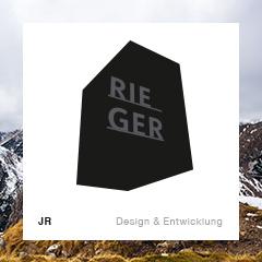 Johannes Rieger | Design & Entwicklung